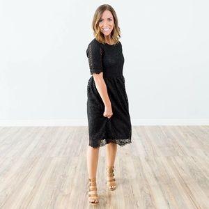 Simone Lace Dress